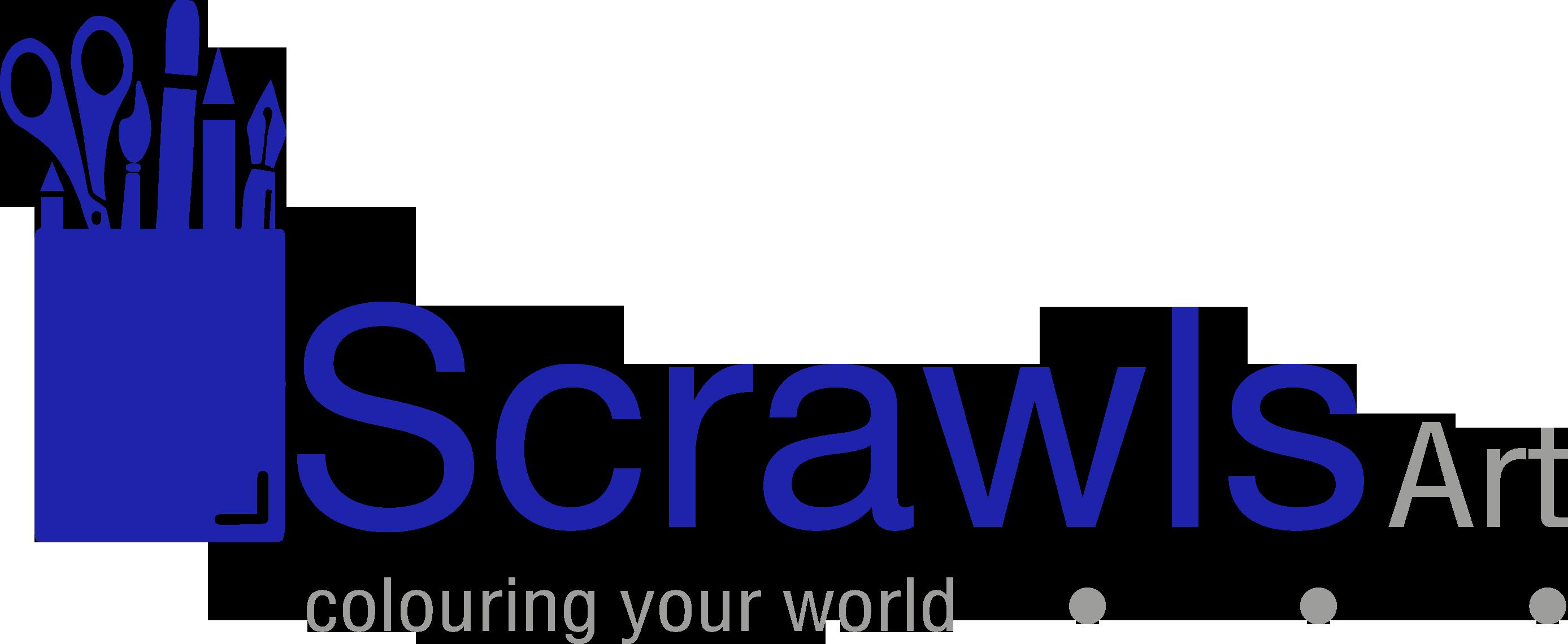 Logo Scrawls Art